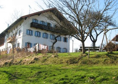 Bauniglerhof in Oberbayern