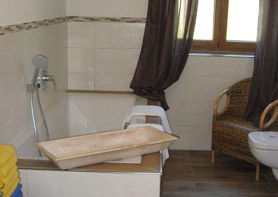 Badezimmer Fewo Zum Bauerngarten