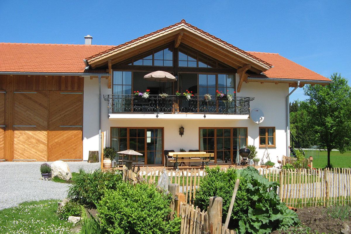 Romantische und exklusive 5-Sterne-Ferienwohnung mit Terrasse