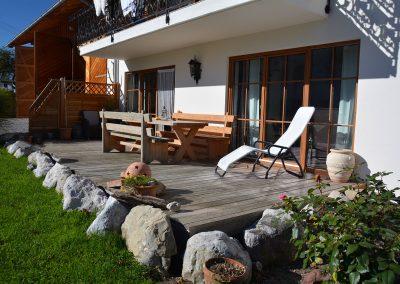 Terrasse Zum Bauerngarten