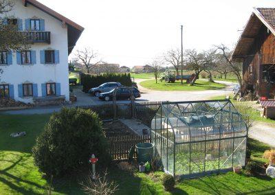 Gartenanlage Bauniglerhof