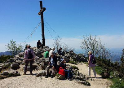 Kampenwand-Gipfel