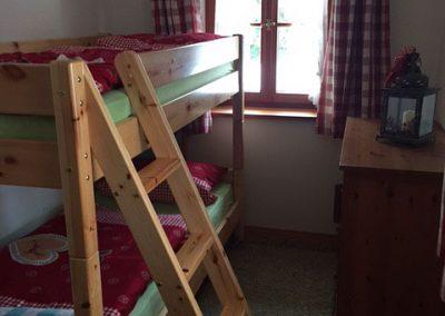 Kinderzimmer Fewo Romantica