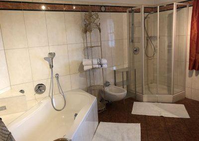 Badezimmer Ferienwohnung Romantica 2