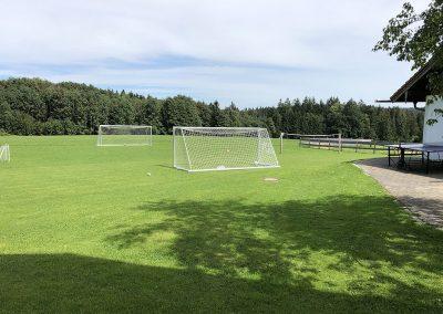 Fußballplatz auf dem Bauniglerhof