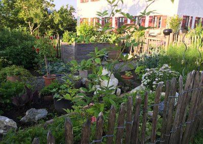 Bauerngarten auf dem Bauniglerhof